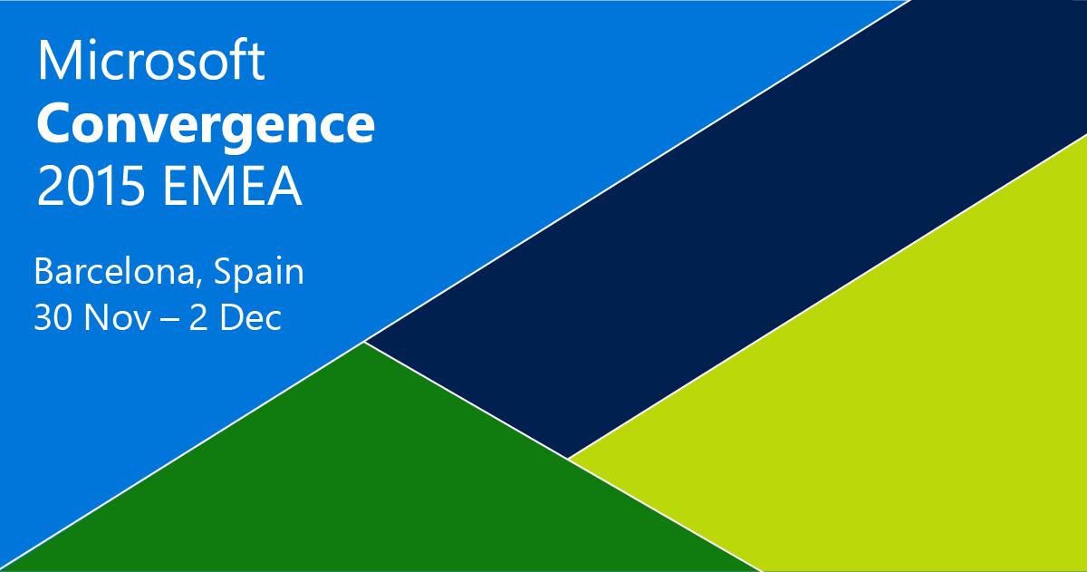 convergence-emea-2015